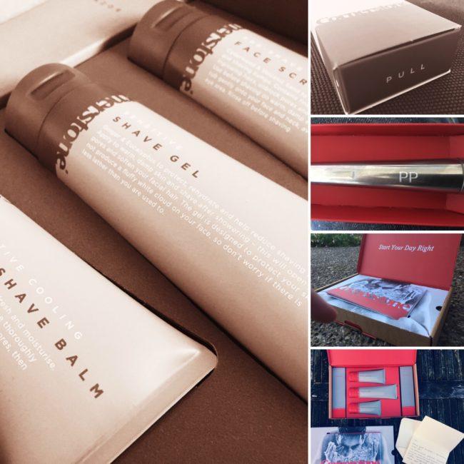 Cornerstone Shaving Kit review