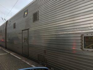 Channel Tunnel Train