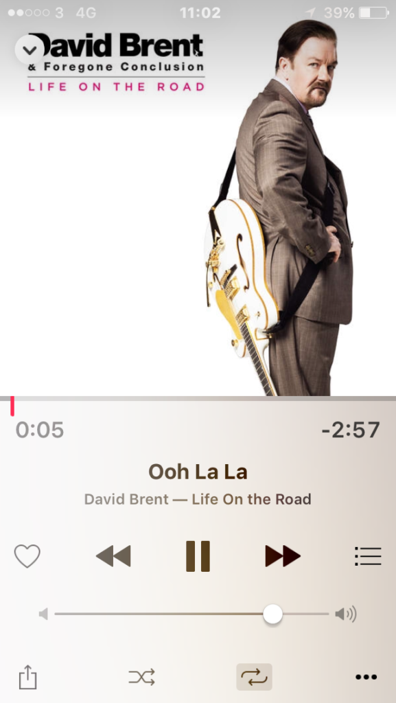 David Brent Life on the Road Review - Album iTunes