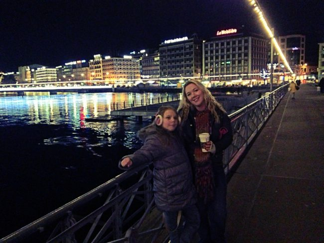 Spending New Years Eve in Geneva