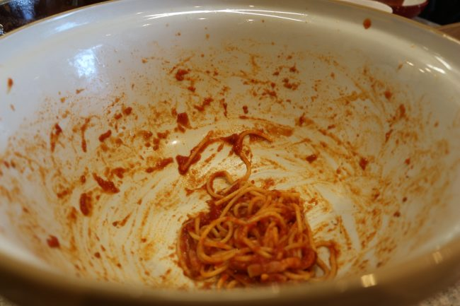 Bottom of the Spaghetti (Best Bits)
