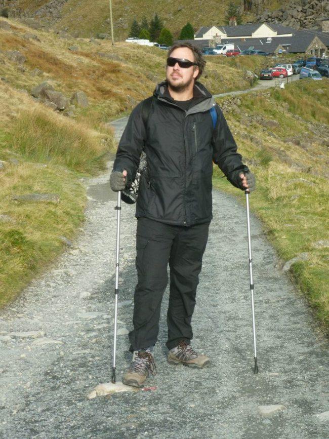 Doing the Three Peaks Challenge