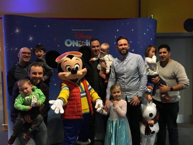 Dad Network Does Disney