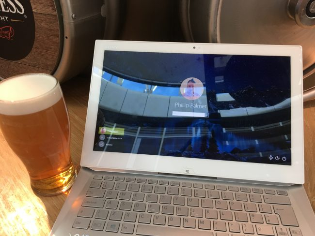 working-at-the-airport