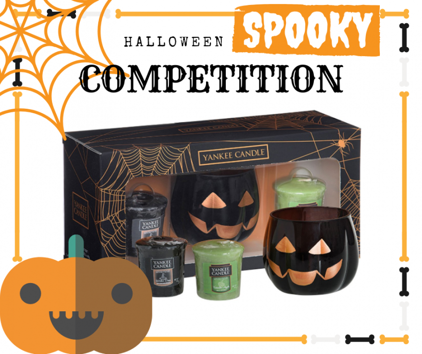HALLOWEEN YANKIE CANDLE COMPETITION